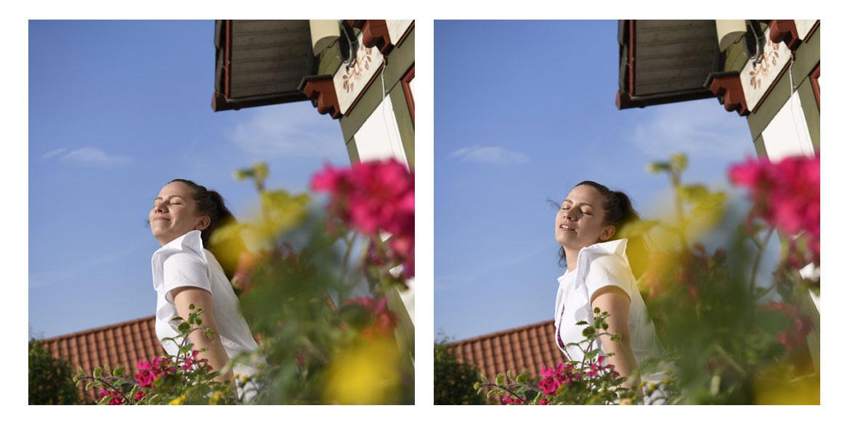 """Making-of-Bild Werbeaufnahmen Hotel """"Der Kronprinz"""" in Duderstadt-Fuhrbach Fotograf Daniel Möller aus Hannover"""