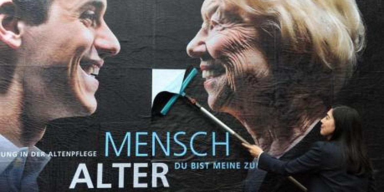 """Making-of-Bild Kampagne """"Ausbildung in der Altenpflege"""" für das Niedersächsische Sozialministerium"""