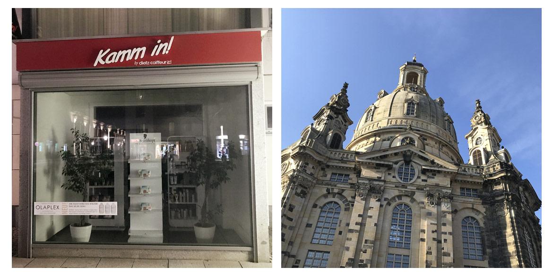 Making-of-Bild Reportageaufnahmen für Sennheiser in der Staatsoprette Dresden mit Fotograf Daniel Möller aus Hannover