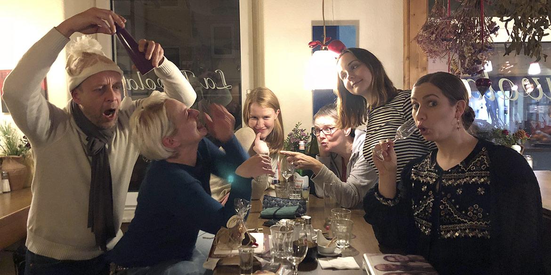 Weihnachtsfeier 2018 Daniel Möller Fotografie und Mona Binner Photographie Hannover