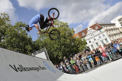 Reportageaufnahme trendsporterlebnis 2012 Braunschweig Fotograf Daniel Möller Hannover