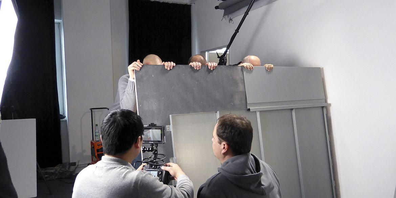 Making-of-Bild Werbeaufnahmen Geräte ITW Befestigungssysteme Daniel Möller Fotografie Hannover