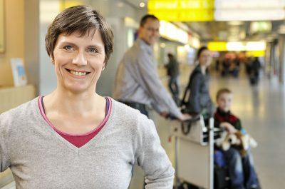 Werbeaufnahmen Testimonial-Anzeigen 60-jähriges Jubiläum Hannover Airport von Daniel Möller Fotograf aus Hannover