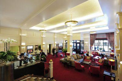 Imageaufnahme Kastens Hotel Luisenhof von Fotograf Daniel Möller Hannover