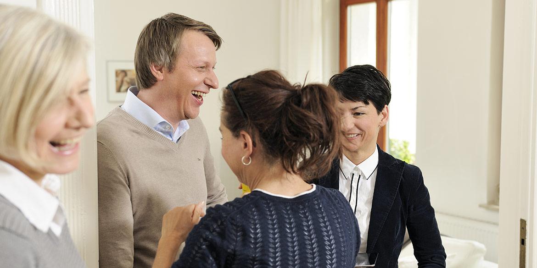 Making-of-Bild Imageaufnahmen Apple Success Story der MediFox GmbH von Fotograf Daniel Möller Hannover
