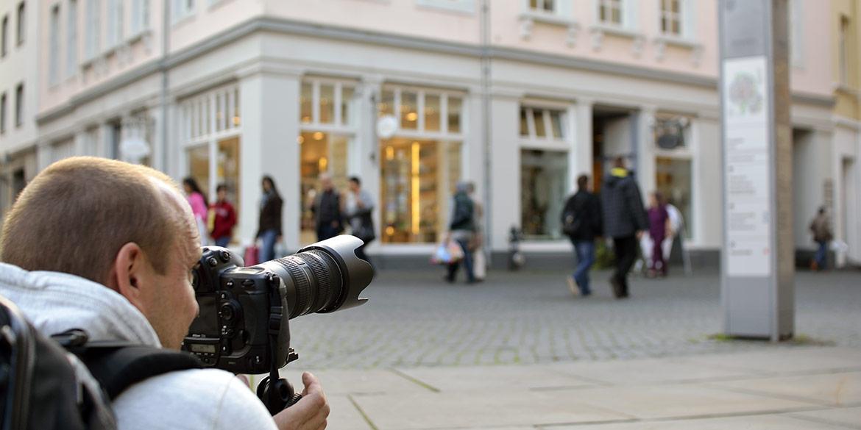 Making-of-Bild Imageaufnahmen Stadtmarketing Braunschweig Fotograf Daniel Möller Hannover