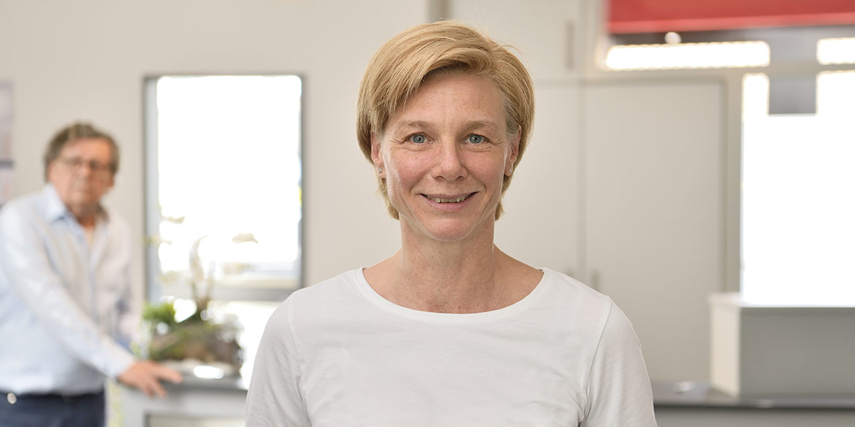 Making-of-Bild Portraitaufnahmen Arztpraxis Dr. Bieger in Hemmingen OT Arnum mit Fotograf Daniel Möller aus Hannover