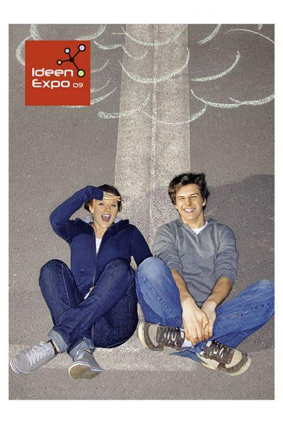 Werbeaufnahmen Plakate zur Ideen-Expo 2009 Fotograf Daniel Möller Hannover