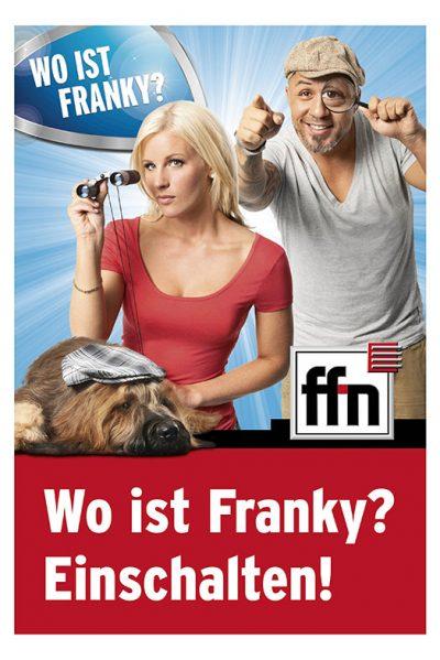 Werbeaufnahmen Morningshow mit Lea Rosenboom, Mike Leon Grosch und Bizkit Radio von ffn von Daniel Möller Fotograf aus Hannover