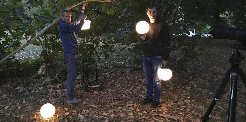 "Imageaufnahmen 2018 mobile Leuchtenserie ""Companion"" Paulmann Licht GmbH Fotograf Daniel Möller Hannover"