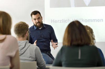 Imageaufnahme Hochschule Weserbergland Hameln Fotograf Daniel Möller Hannover