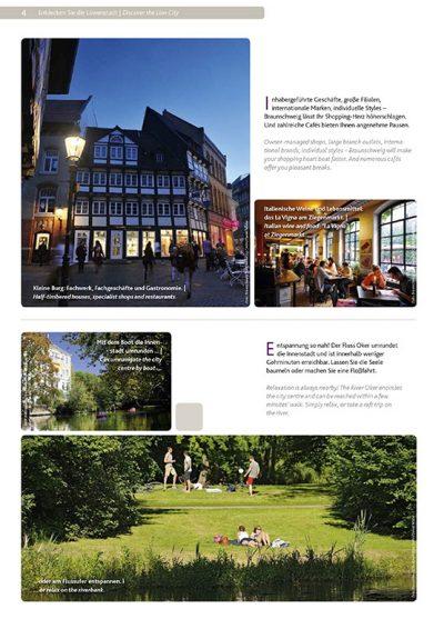Reiseplaner 2016 Titel Stadtmarketing Braunschweig von Fotograf Daniel Möller aus Hannover