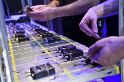 Imageaufnahmen Digital 6000 Magic Staatsoprerette Dresden Sennheiser Electronic GmbH & Co. KG Fotograf Daniel Möller Hannover